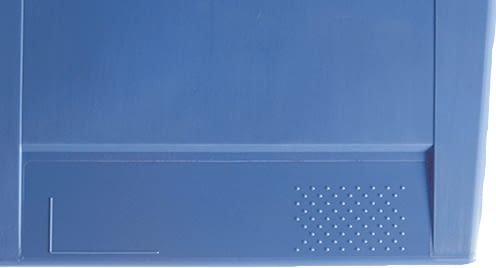 Bacs de distribution, série MB, bleu-gris, IMG_18587