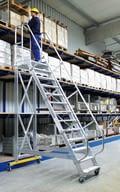 Echelles à plateforme, aluminium, shop_img_47191