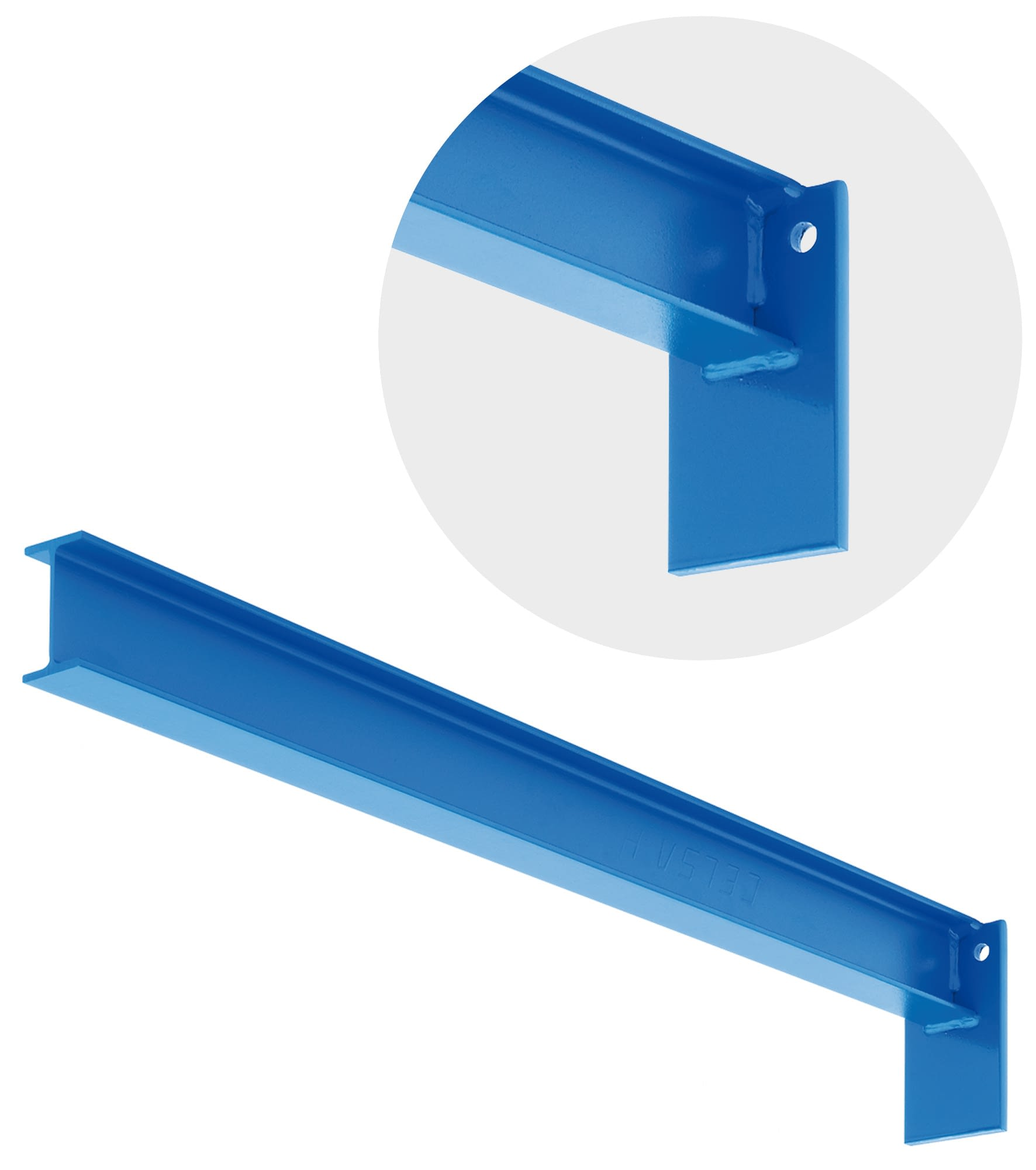 Cantilever arms, blue, IMG_32838