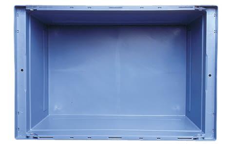 Mehrwegbehälter MB, taubenblau, IMG_18588