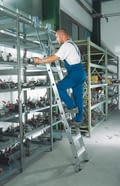 Shelving access ladders from aluminium, aluminium, shop_rl_1720_a