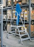 Echelles à plateforme, aluminium, shop_img_47085